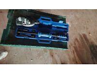 draper sliding hammer kit in case