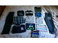 Boys clothes age 6-7 selling super cheap... Inc Wrangler, polo assn and And1