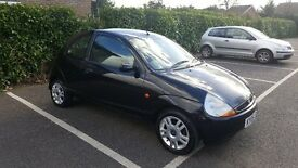 Ford KA 1.3 3dr Luxury 2005 12 MONTHS MOT Great condition