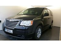 2008 | Chrysler Grand Voyager 2.8 CRD Touring | 3 MONTHS WARRANTY | DVD | HDD | MOB 07507467272