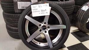1800$ (4) 20 pouces BMW serie 3 5 7 x3 x5 x6 m3 m5