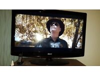 baird tv 42inch in perfect working order built in freeview