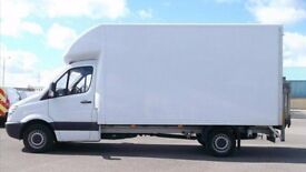 24/7 MAN AND VAN WITH TAIL LIFT HOUSE+ OFFICE+ FLAT REMOVAL SERVICE
