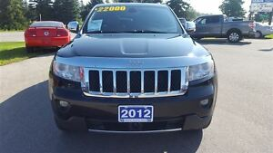 2012 Jeep Grand Cherokee Overland 4X4 | Navigation | Local Trade Kitchener / Waterloo Kitchener Area image 3