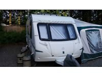 Caravan Abbey expression 2005 520L fully equiped