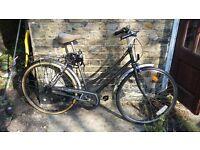 Peugeot Vintage Bike (+ Brand New Lock)