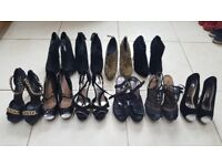 Ladies size 8 shoes and boots