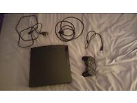 Sony Playstation 3 slim for sale.