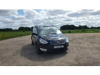 FORD GALAXY 2011 BLACK AUTOMATIC DIESEL VERY CLEAN CAR AND DRIVES WELL, PCO LICENSED