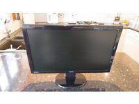 "BenQ GL2250 21.5"" LED Full HD Monitor Product Description"