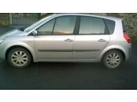 Renault Scenic,,,1.5 DCi.2008 year,mot 27/11/18,Swap/Px(vw,mercedes,audi,ford)