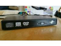 Lightscribe CD / DVD RW Exteral USB Drive