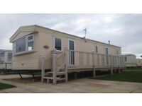 8 BERTH CARAVAN TO LET (GOLDEN PALM RESORT CHAPEL, SKEGNESS)