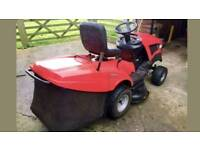 Sit and ride lawnmower Mountfield 1436M