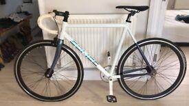 Custom Somec fixed gear bike