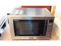 Panasonic combination microwave oven clean &working condition.