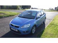 FORD FOCUS 1.6 SPORT TDCI,2011,Alloys,Sat Nav,Air Con,Full Ford Service History,£30 Road Tax,60mpg