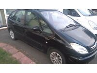 Citroen Xsara Picasso Exclusive 11 months MOT Cambelt changed diesel manual