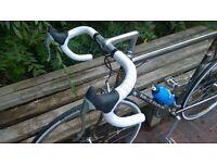 Raleigh M-Trax 8000 - RL SBDU Road Bike 60cm