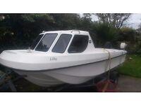 Day Boat 17 foot Avocet 17