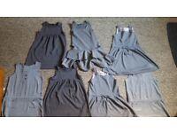 Girls school dresses 7yrs