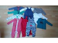 Collection of Excellent Condition Baby Clothes (6-9 months)