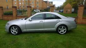 Mercedes W221 S clas end off 2007