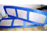 Childrens bed side protection