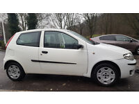 Fiat Punto 1.2 16v For £620! Mot'd Till November 2017