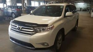 2013 Toyota Highlander SPORT  4WD CUIR + TOIT OUVRANT + MAGS