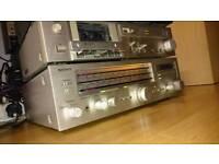 📣Sony amplifier + tape deck📣