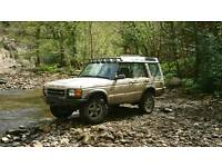Discovery Td5 off roader