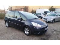 CITROEN GRAND C4 PICASSO 1.6 HDi 16v VTR+ 5dr **PART SERVICE HISTORY**PERFECT ENGINE & GEARBOX**
