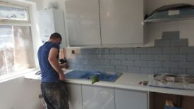 UK GASCO CONSTRUCTIONS, Plumbing, Gas engineers, Tilling, Plastering, Bathrooms& Kitchens Fitted,