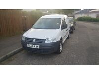 Vw Caddy 1.9tdi great condition, swap transporter/caravelle