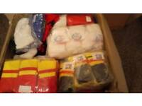 Job lot football socks ages 6-8 and 10-13 all colours