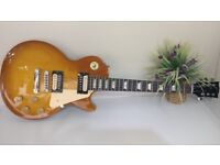 2013 Gibson Les Paul Studio Deluxe III, Honeyburst
