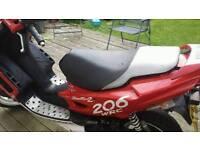 Peugeot speeddlight 100cc scooter