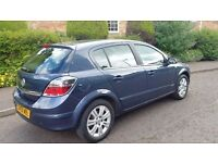 2008 VAUXHALL ASTRA ELITE ONLY 73,000 MILES NEW CAM BELT EXCELLENT CONDITION