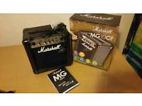 Marshall 10 Watt MG10CF Amplifier amp **Brand New**