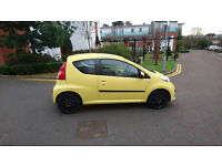 2006 Peugeot 107 - £20 a year tax