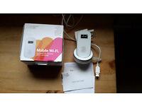 HUAWEI E586 MIFI MOBILE 3G WIFI