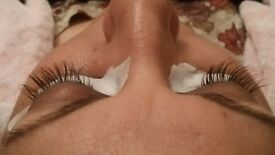 SEMI-PERMANENT LASH EXTENTIONS **SPECIAL OFFERS**