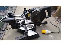 Evolution Stealth 210 Special Edition 1500w compound mitre saw