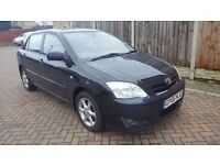 *AUTOMATIC*TOYOTA COROLLA T-Spirit with Sat Nav, FSH , 2006, 103,000 Miles, hpi clear!must view!