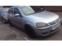 CORSA..sxi..5.dr..2006..10 month mot..perfect in out..all perfectly running..black alloys