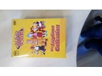 The LazyTown Collection Box Set - 4 x DVDs
