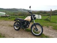 Sinnis Trackstar 125cc Motorcycle