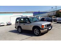 Land Rover Discovery TD5 ES 7 Seats