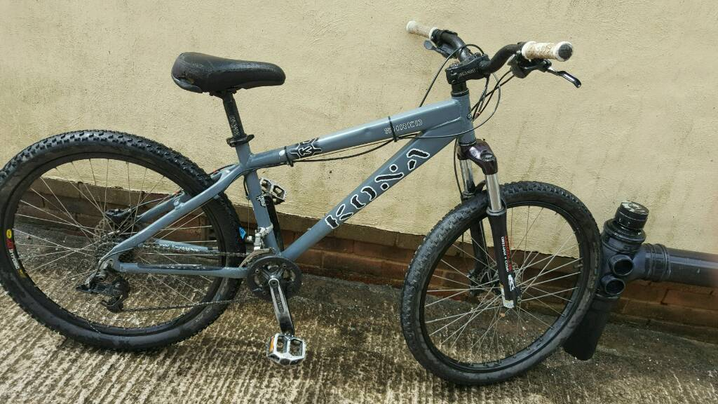 Kona Shred Mountain Bike In Denholme West Yorkshire Gumtree